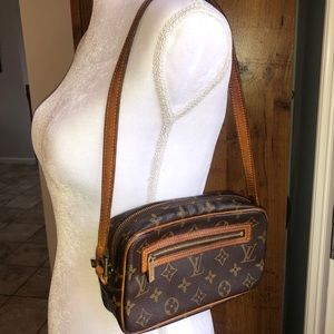 Louis Vuitton Pochette Cite PM Shoulder Bag